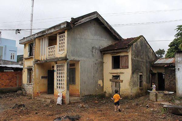 cải tạo nhà bỏ hoang 20 năm