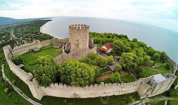 Αποτέλεσμα εικόνας για κάστρο του Πλαταμώνα ολυμπος