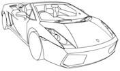 Lamborghini Urus Zum Ausmalen - Malvorlagen