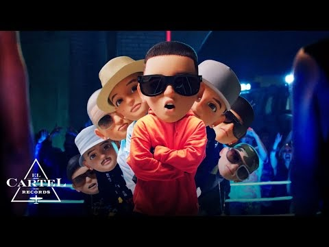 Daddy Yankee - Que Tire Pa' 'Lante (Video Oficial) + Letra