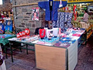 GoodsFromJapan market stall at Tavistock.