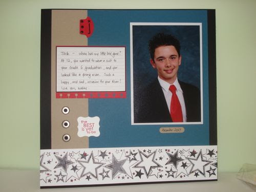 Jack grade 6