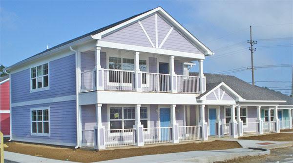 Triplex House Floor Plans Multi Family Home Designs 2 Family Duplex Houses