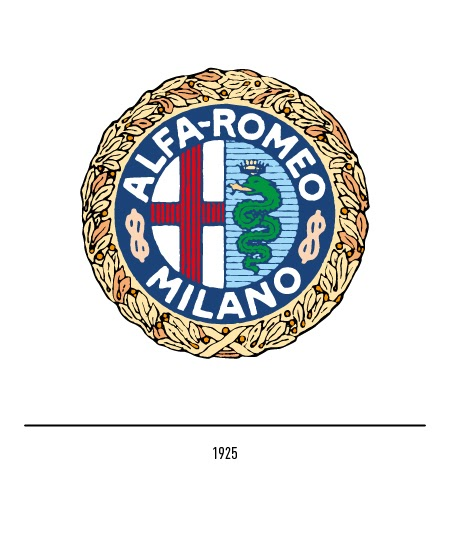 Alfa Romeo Badge Origin