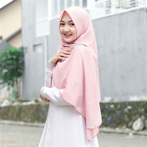 model hijab syari modern modis cantik terbaru