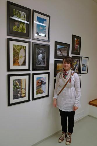 Fotogruppas utstilling: Julia