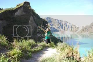 Jump for the grand Pinatubo