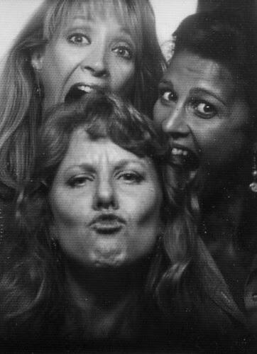 Photobooth friends