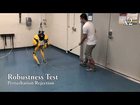 Forget Boston Dynamics. This robot taught itself to walk