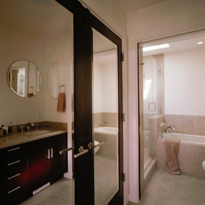 contemporary bathroom by Katie Anderson Design Consultants -  CCIDC #6679