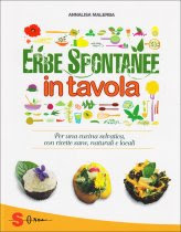 Erbe Spontanee in Tavola - Libro