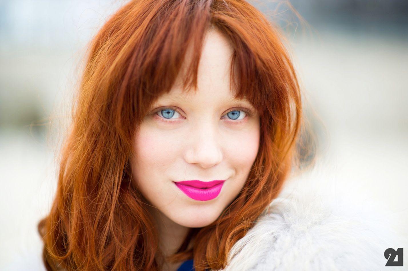 9 Inspiring Redheads Red Hair Inspiration Bangs Hot Pink Lipstick Judith Bedard Model Street Style Via Adam Katz Sinding Le 21eme photo 9-Inspiring-Redheads-Red-Hair-Inspiration-Bangs-Hot-Pink-Lipstick-Judith-Bedard-Model-Street-Style-Via-Adam-Katz-Sinding-Le-21eme.jpg