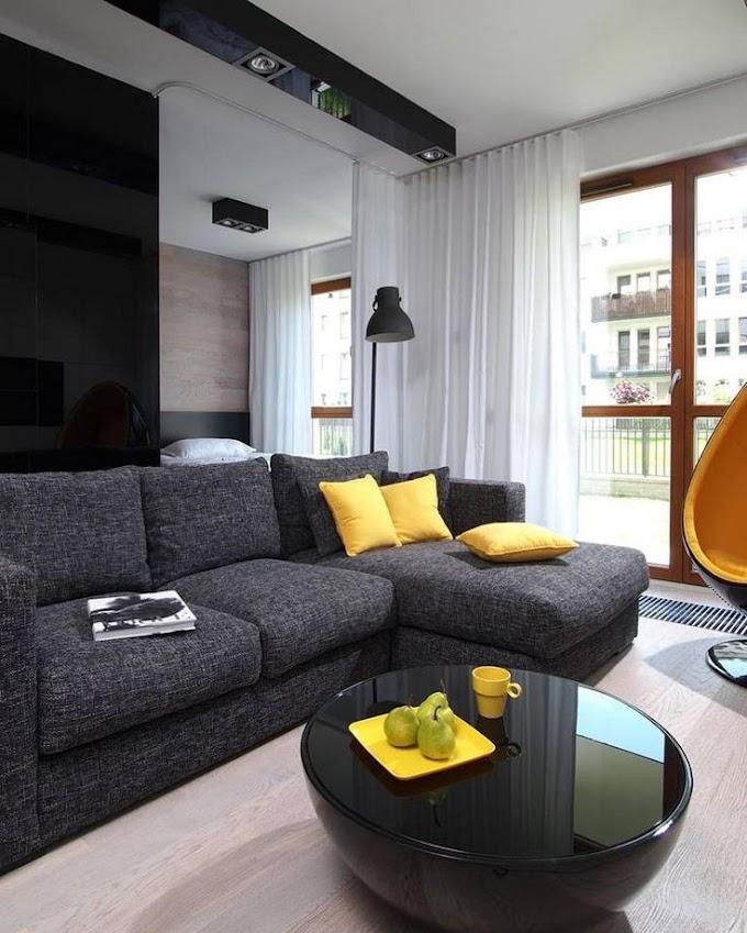 Sofa Ruang Tamu Sederhana   Ide Rumah Minimalis