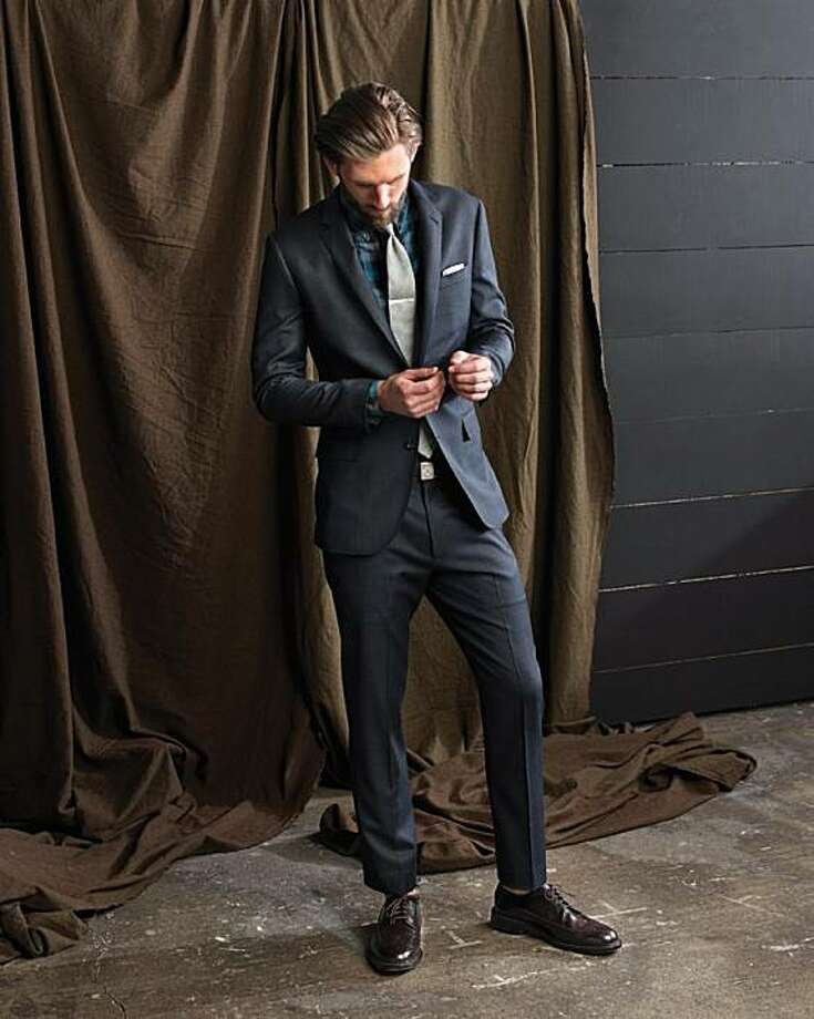 For men - what to wear for a wedding - SFGate
