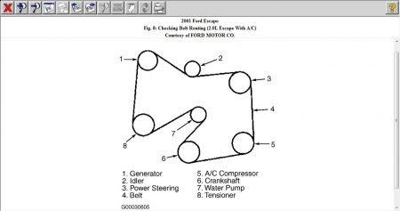 ford escape 3 0 engine diagram 29 2010 ford escape serpentine belt diagram wiring diagram list  29 2010 ford escape serpentine belt