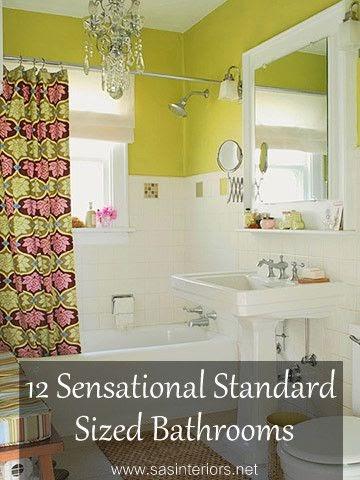 Bathroom decor ideas inspiration for bathrooms for normal people - Decorative stone for bathrooms seven design inspiring ideas ...