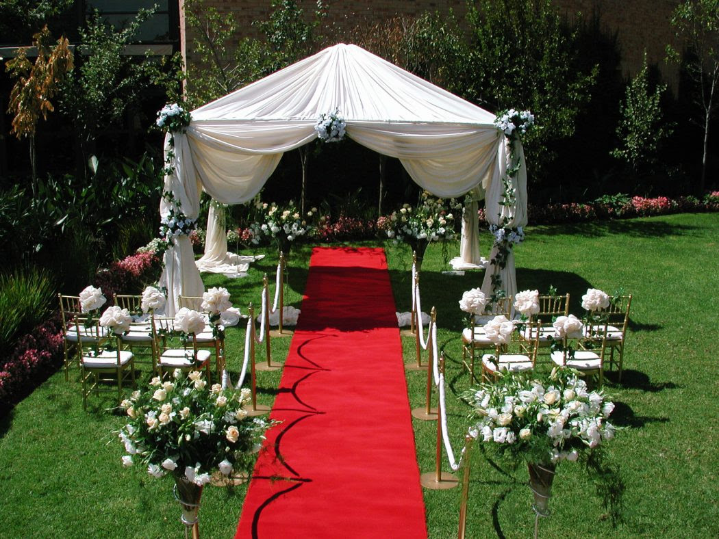 Wedding decoration wedding decoration ideas for outside reception how to decorate your outdoor wedding beautiful outdoor wedding reception decor design ideas junglespirit Gallery