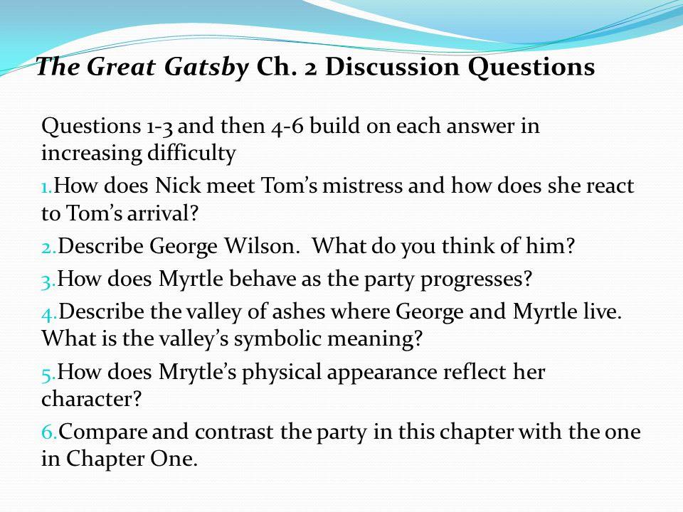 Reblogged From Innuendostudios Tumblr The Great Gatsby Symbolism