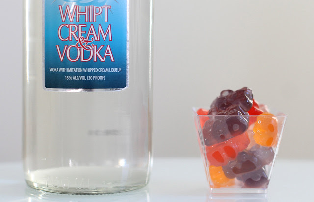 Party recipe: Boozy Bears, alcohol-soaked gummy bears