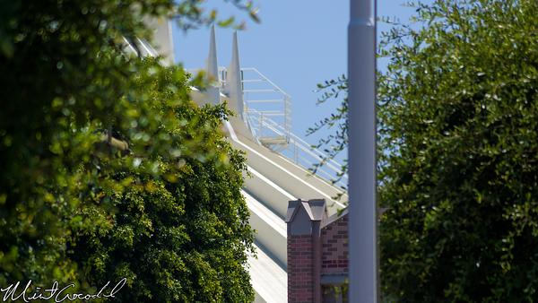 Disneyland Resort, Disneyland, Space Mountain, Stairs