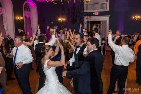 Neighborhood Club Quincy wedding   Epic Entertainment Boston