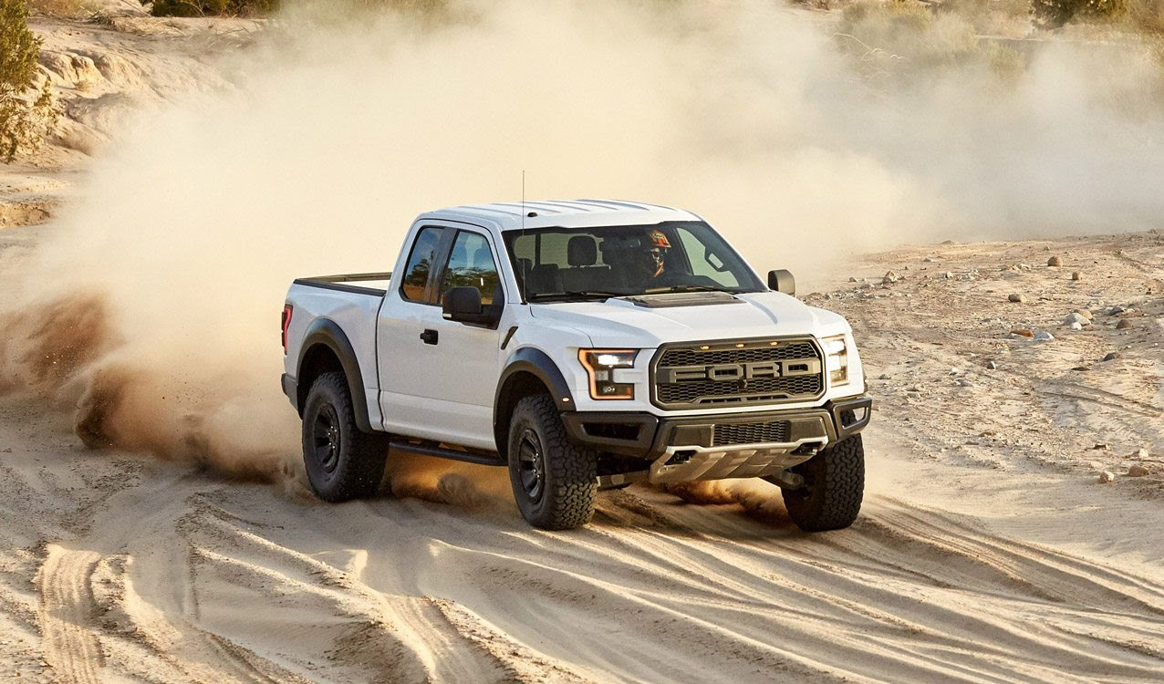 Power Figures and Price for 2017 Ford F-150 Raptor Released