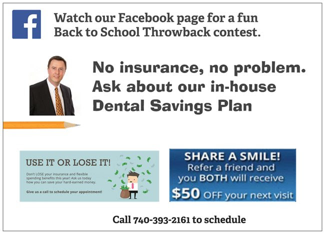 Special Offers - Brian Howe, DDS - Family Dentistry