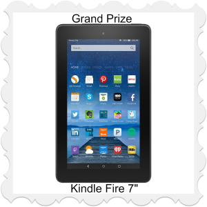 kindle fire grand prize