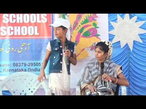 Drama Jaisi karni waisi bharni by 7th STD Students