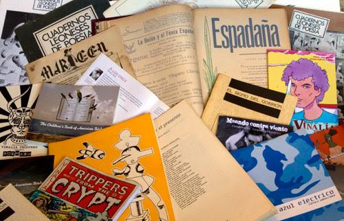 Revistas leonesas de poesía.