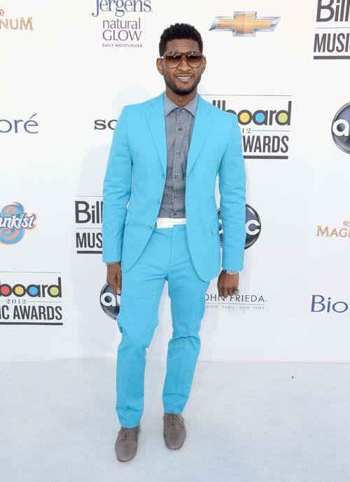 Billboard Music Awards - May 20, 2012, Usher
