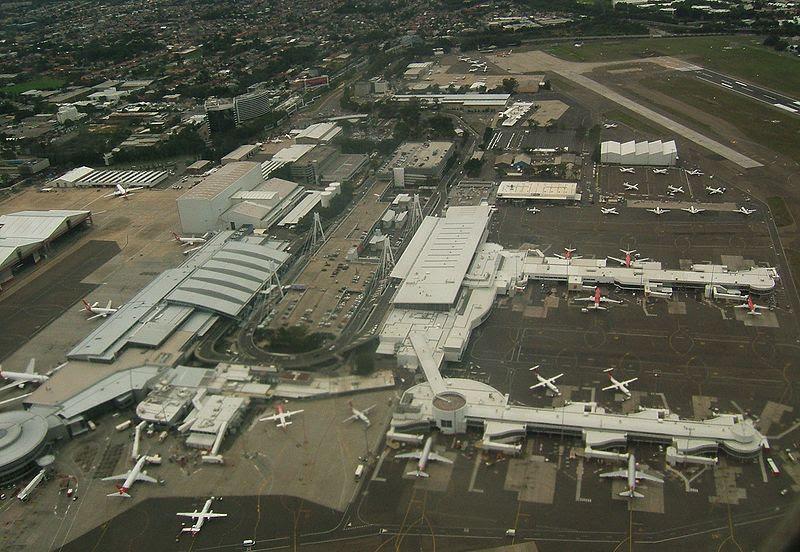 صور مطار سيدني