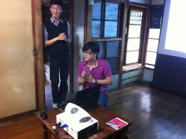 世界音樂玩家Allen vs. 咖啡玩家Yuing
