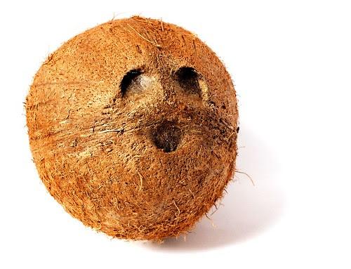 Coconut face