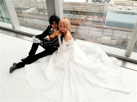 Final fantasy XV : Noctis and Lunafreya wedding dress
