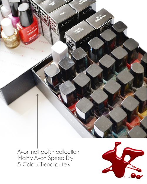 Avon_nail_polish_collection