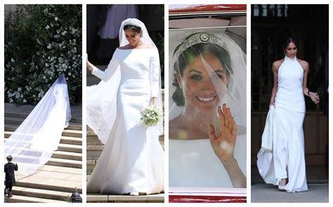 Interesting Details About Meghan Markle's Wedding Dress