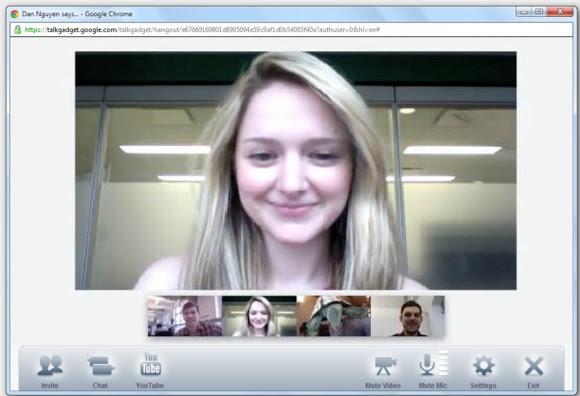 Google Hangouts y sus mejoras