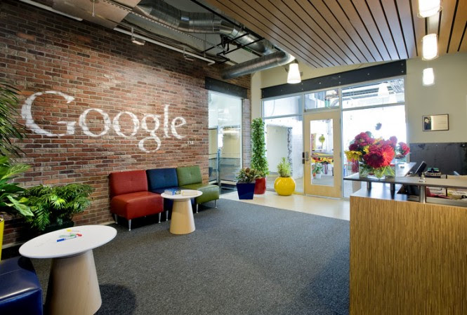 Google lounge pittsburgh
