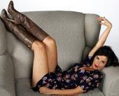 Marta Torné Vestido Con Botas