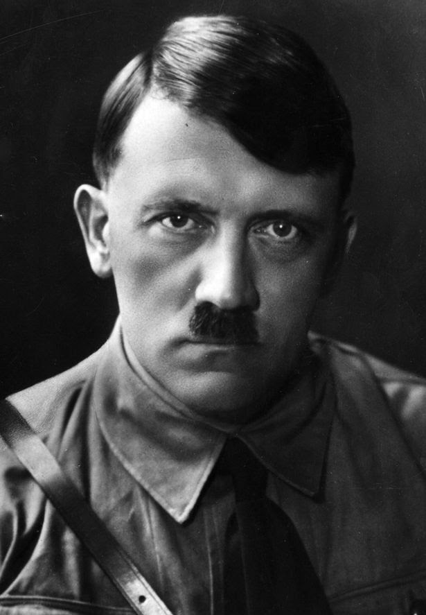 German dictator Adolf Hitler (1889 - 1945)