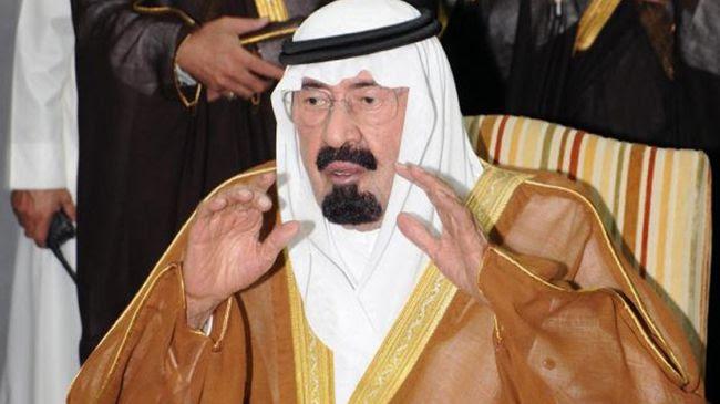 Όψιμα ευαίσθητος και ο βασιλιάς της Σαουδικής Αραβίας