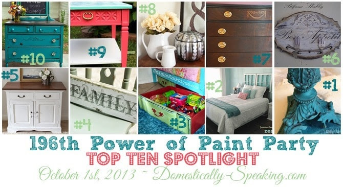 Paint Party - Come share your paint projects