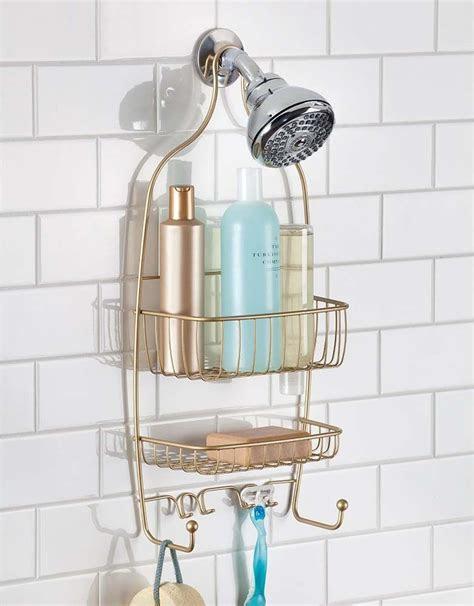 bathroom shower caddy shelf organizer bath wall storage