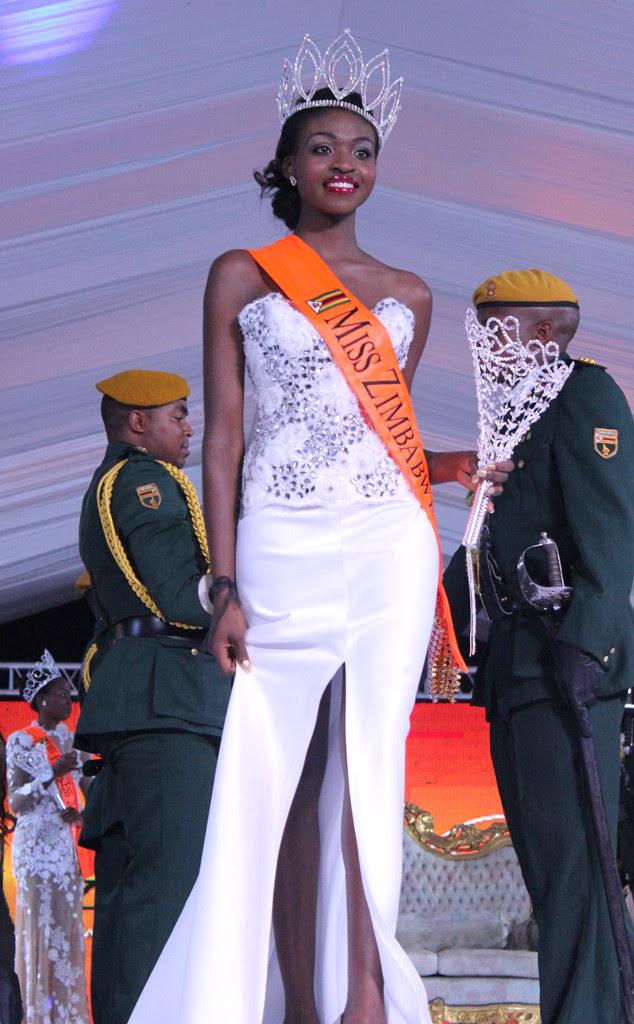 Miss World Zimbabwe Emily Kachote - BellaNaija - June2015