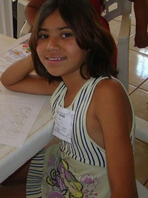 Larissa Nascimento Batista morreu em hospital de Cristalina, Goiás 2 (Foto: Arquivo pessoal)