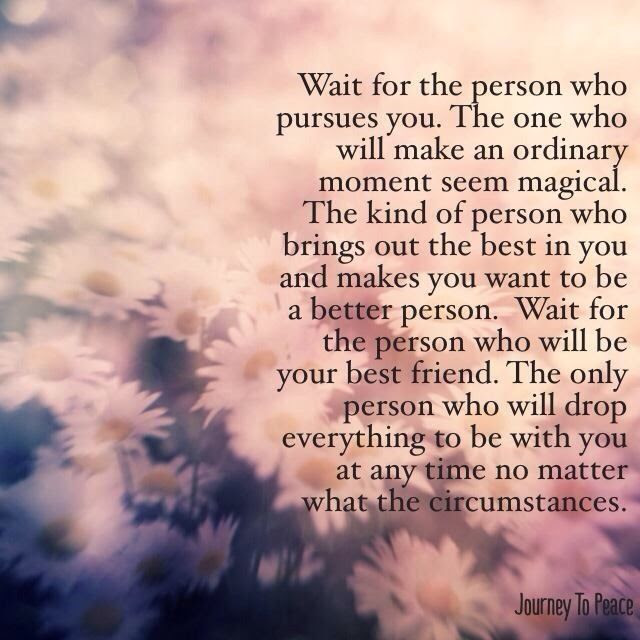 Wait For The One God Positive Quotes Inspiration Positive Words