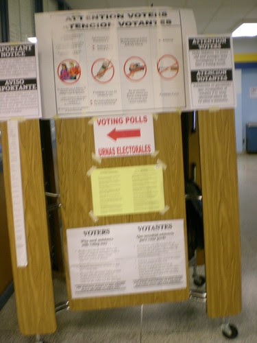 US Presidential Elections 2008  #votereport
