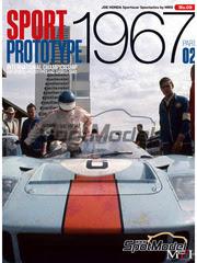 Model Factory Hiro: Libro - JOE HONDA - Sportcar Spectacles - Sport Prototypes 1967 Parte 2 - 1000 kilómetros de Monza, 1000 Kms de Nürburgring, 1000 Kms de SPA, 500 Kilómetros de BOAC Sports Race 1967