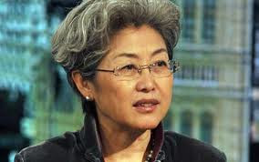 People's Republic of China Deputy Foreign Minister Fu Ying. The Chinese government is very concerned about the economic crisis in Europe. by Pan-African News Wire File Photos
